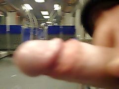 de sperme rapide dans le train