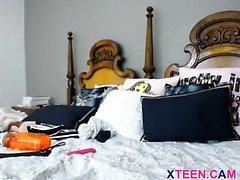 Sassyhelen Amateur-Video auf 2015 Teil 1 von xteen-Cam-Gemeinschaft