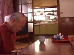 NSPS 269 MusumeHara Chigusa e Grandpa Love it!