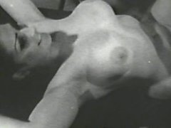 Erotik Materyaller Nü Fotoğraf 567. 50'lerin 60'ların ile - Sahnesi 2.