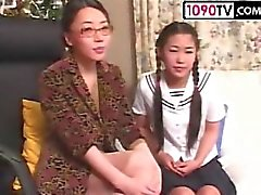 meninas coreanas masturbar