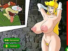 Хентай секс игре принцесса Персиковый это Prisioner ( Нинтендо )