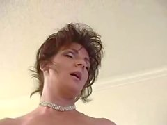 Deauxma gets creampie from young BBC