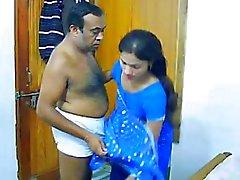 Indiase Amateur Paar huwelijksreis Sex Exposed