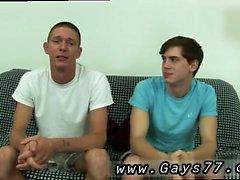 Raka pojkar som får ett BJ från män videoklipp homosexuell Nu var dig
