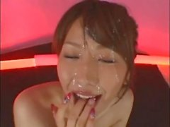 Japanese Facials Compilation part 3