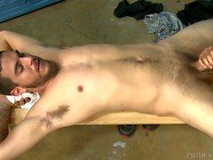 Juan Carlos Locker Soyunma odasında Büyük Lanet Cock Noktalar