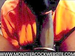 Встав на колени дюймов 4 Mister BBC сек