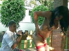 Amateur sexual movie with Jo Garcia