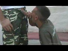 [ SchoolboySecrets ] Junger Soldat haupt jacking_xvid