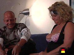 Biker Jonny und Magda