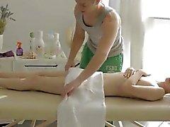Bang bros blonde ass first time Mirta gets a sensual massage