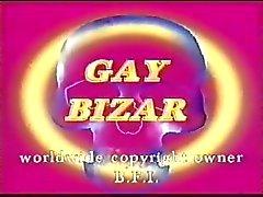 BDSM gay sıcak balmumu