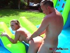 Bootylicious Babe Kagney Linn Karter Takes Anal Pounding