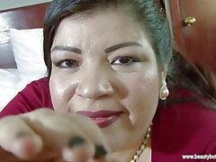 Bombon SSBBW mexicana MegaButtModel