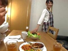 Sayaka Nanairo Naughty Houseier - CARIBBEANCOM