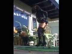 Roxina biker bitch
