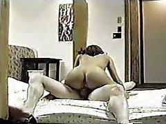 Junges Latina Prostitute bumsen eine weiss Typen