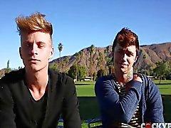 Jake en Levi