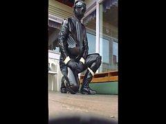 Latex biker Rox