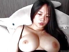 Sexy safado tesão linda asiática