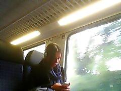 julkinen itsetyydytys juna, bussi