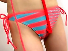 Virgrator makes the dirty japanese hottie squirt and moan