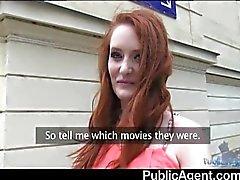 PublicAgent sexo POV público com meninas reais