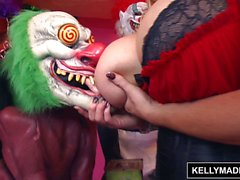 KELLY MADISON Pussy Insane Clown