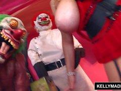 Kelly Madison di Insane Clown fica