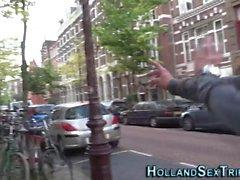 Реальные голландские ездит Шлюха