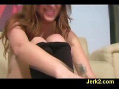 FetishNetwork Shay Laren tease limp dick