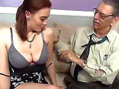 Tabun Hemlighet 12 ( Cum Inside Me Grandpa )