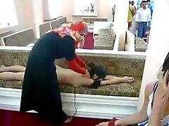 massagem árabe