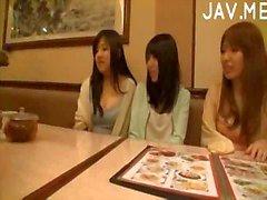 Join Aziatische trio nu