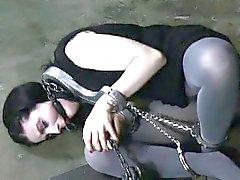Сдержанная ведомое получит пыткам для своей беззаконного меховой пирогом