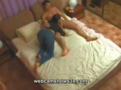 Nana y a su novio catched por CAM