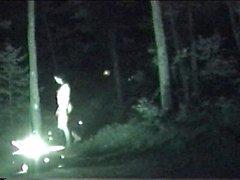 День & Ночь: Ню располагаться лагерем на озере Tomahawk Марк Хефрен