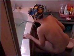 JP - HIDDEN CAM Finger Masturbation 1 de 3