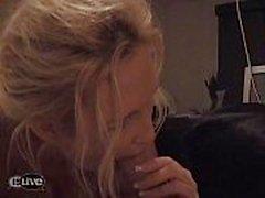 Prive seksuaalinen elokuva: Brabantse Patrick en Jane