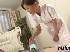 Ankeaa ankeaa keskustelutilaisuus japanilaisten nurse