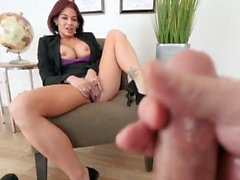 Putain ma grosse maman Ryder Skye dans Stepmother Sex Sessions