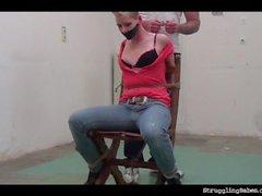 Angela 3 dias de escravidão