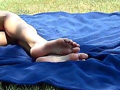 Rehellisiä kotipaikkakunta jalkojen on puisto 05
