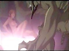 De Hentai imagens de anime girl fodido pelo num monstro