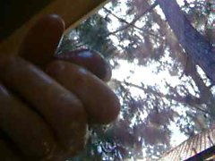Передняя балконом
