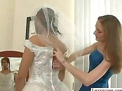 Mina döttrar som bröllop
