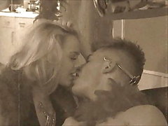 Reality TV Show Tongue Kissing & Lesbian Zeh Saugen