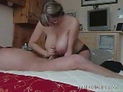 Großes job von meiner Frau Große Brüste