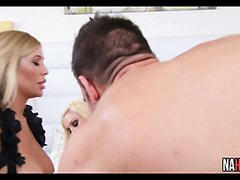 Threesome Tasha Reign, Lolly Ink